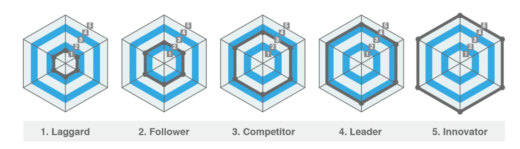 stages of analytics maturity
