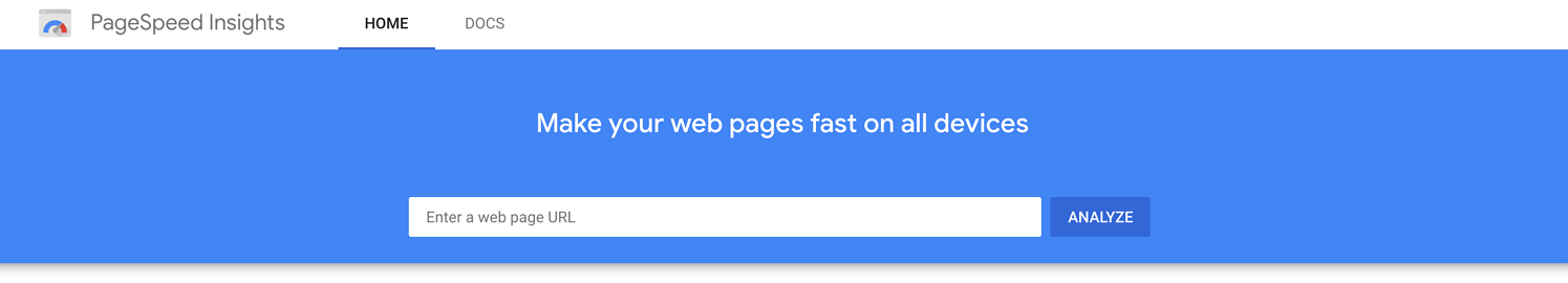 on page seo site speed